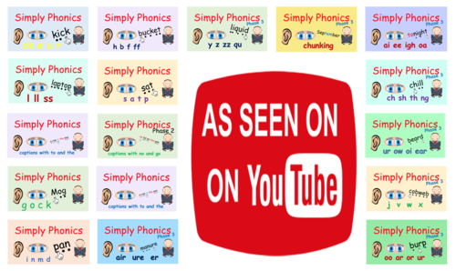 Phases 2 and 3 Phonics - The Complete Collection