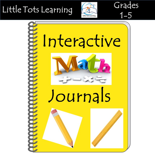 Interactive Math Notebook and Problem Solving (Grades 1-5)
