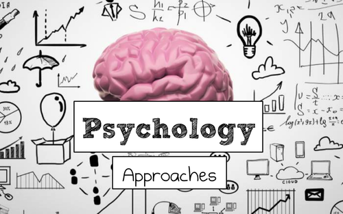 AQA A Level Psychology (New Spec): Approaches in Psychology FULL Unit of Work - Free Sample