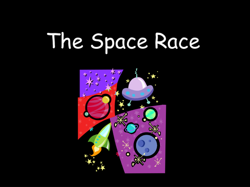 Physics KS3 - powerpoint quiz on Space