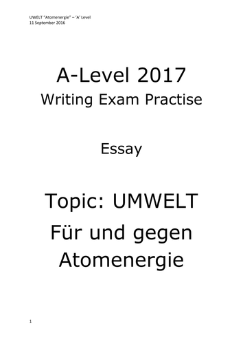 Check my German - is this paragraph written correctly?