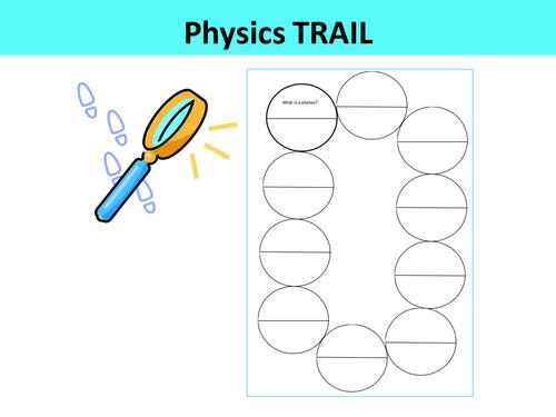 Physics Trail