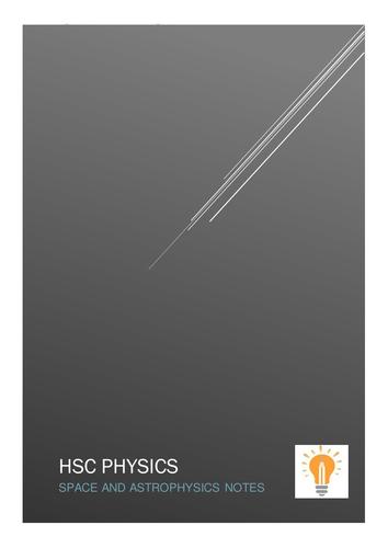 HSC Physics Space Astrophysics Notes