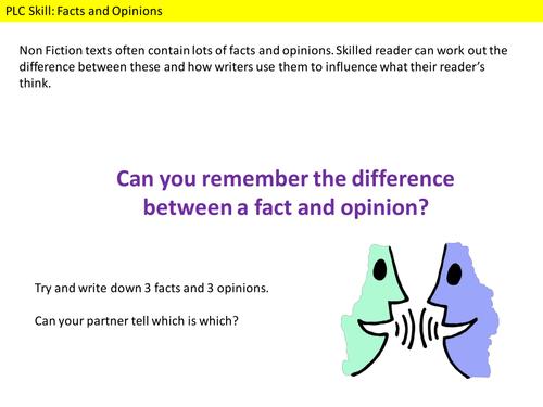 AQA GCSE English Language Paper 2 resources aimed at KS3