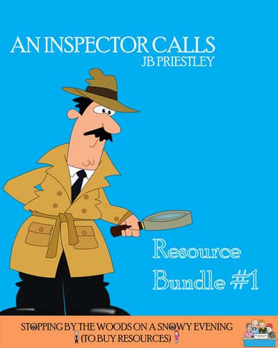 An Inspector Calls Bundle #1