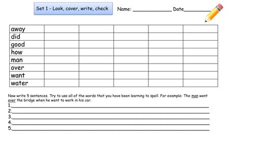 Number Names Worksheets : spelling word practice worksheets ~ Free ...