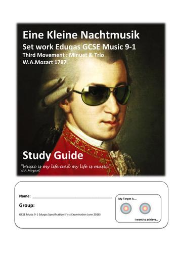 Eduqas GCSE Music 9-1 Eine Kleine Nachtmusik (Mozart) Study Guide