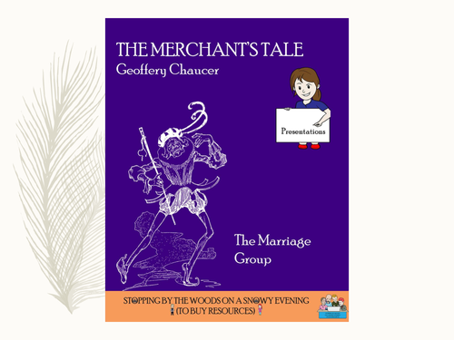 'The Merchant's Tale' - The Marriage Group