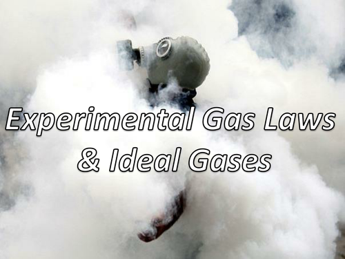 A Level Physics - Gas Laws and Ideal Gases