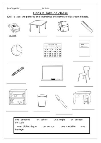 french dans la salle de classe by labellaroma teaching resources tes. Black Bedroom Furniture Sets. Home Design Ideas