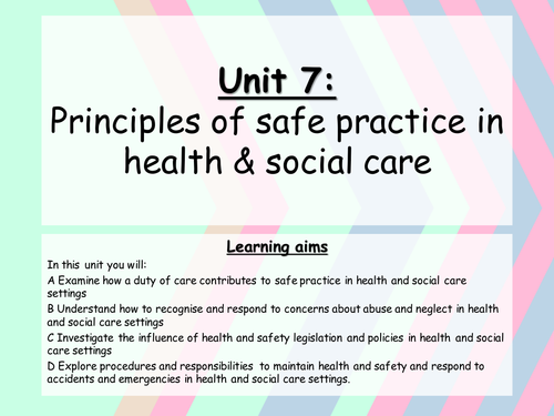 induction in health and social care essay The induction will include information on how to better empower service users using health and social care services in order to maximise their independence it is then essential for you as a health and social care worker and all the new care workers to understand that the service they deliver will enable service users to participate in the.