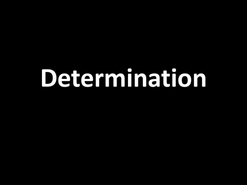 determination assembly ks2 by fshakesby teaching resources tes