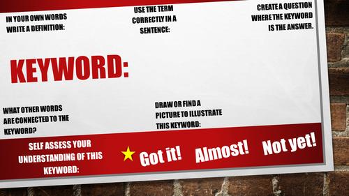 Keyword Spotlight