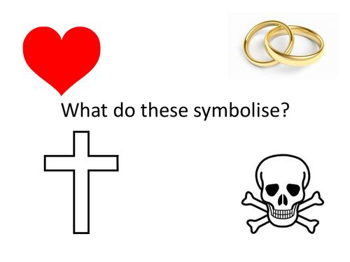Creative Writing  - Symbolism