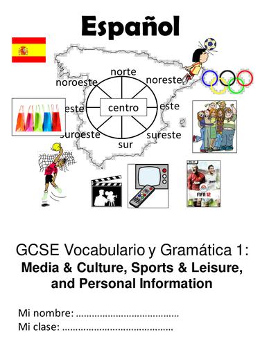 GCSE Spanish Guide