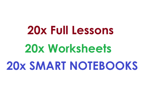 LATEST MATHS RESOURCES from my shop - Complete Maths Bundle - weeks of whole lessons - for KS2 year 5 and 6