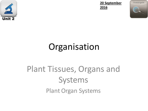 AQA Biology 4.2 - L11 Transpiration & Translocation