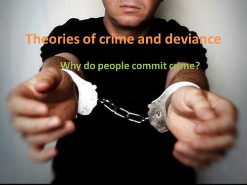 A2 Sociology: Functionalist theories of crime and deviance