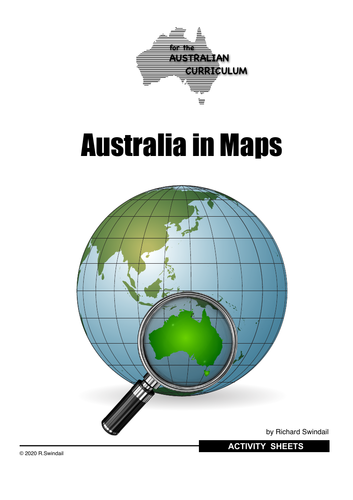 Australian Maps and map exercises
