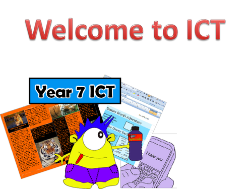 E-safety ICT Lesson 6 - Year 7: Social Moral and Ethical Issues