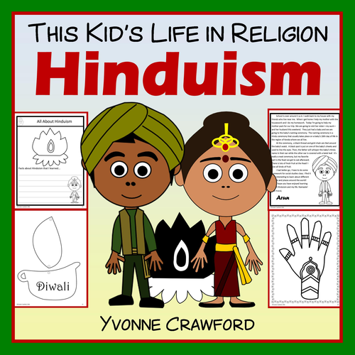 Hinduism Religion Study - Hindu