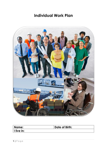 Employability Skills - Individual Work Plan