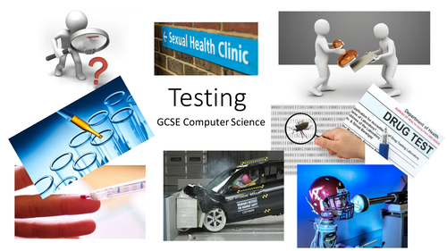 The significance of Testing (Computer Science GCSE A453 Project)