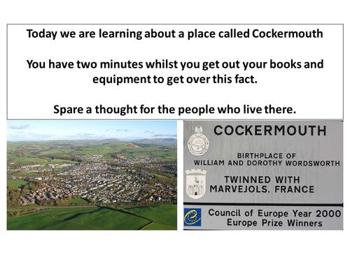 flooding cockermouth event study
