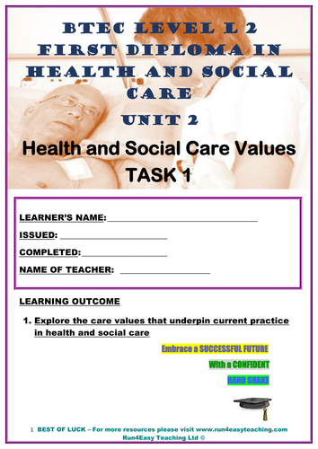hsc 038 promote good practice in handeling information in health and social care Promote good practice in handling information in health and social care settings 11 identify legislation and codes of practice that relate to handling.