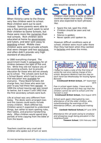 KS2 Reading Tests and Revision | Year 6 Sats | Tes