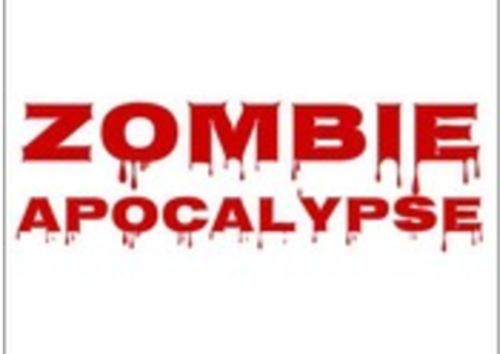 Zombie Apocalypse MEGA fun pack