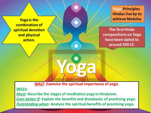 Meditative Yoga in Hinduism