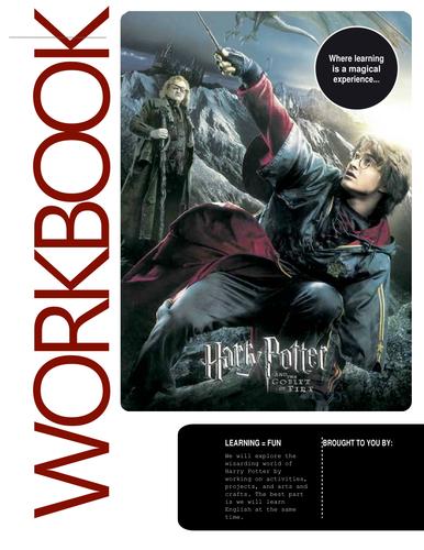 Harry Potter  Workbook