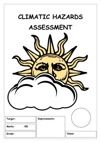 """HAZARDS: """"Climatic Hazards Assessment"""""""