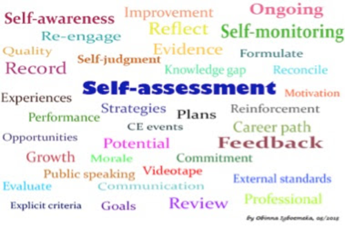 self peer assessment checklists by sutty teaching resources tes