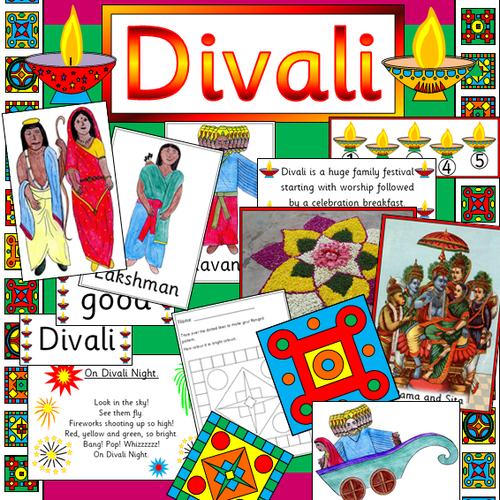 Divali festival resource pack- Hindu