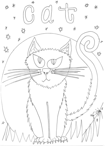 Halloween Alphabet Coloring Pages : Oceans project teaching resources tes