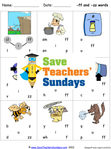 Qu Words Worksheet By Groovechik Teaching Resources Tes