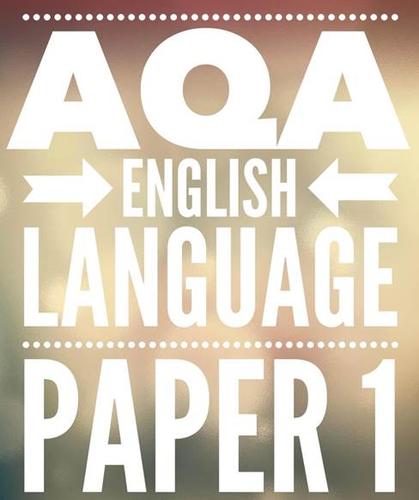 AQA Lang Paper 1 Homework Booklets