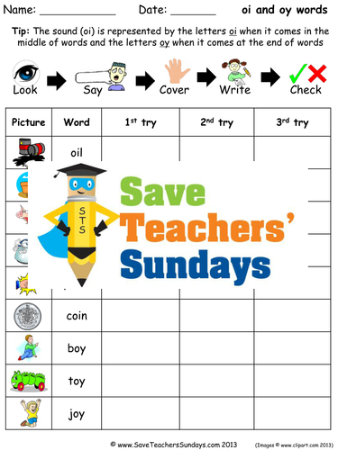 Ew Words Spelling Worksheets and Dictation Sentences for
