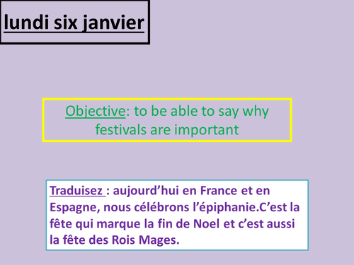 why festivals are important