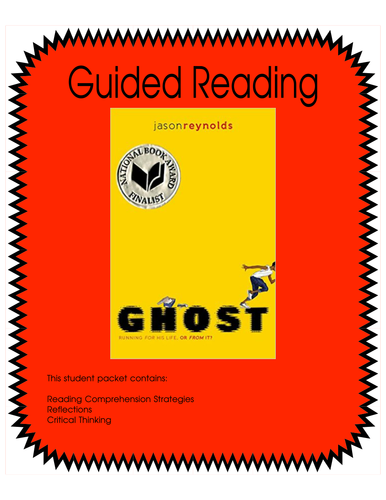 Ghost by Jason Reynolds - Guided Reading