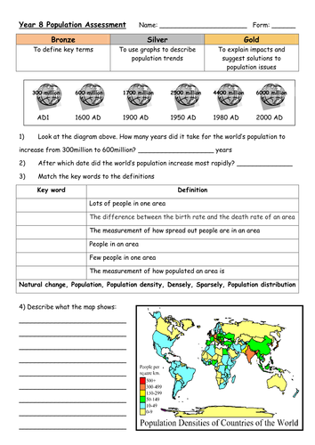 9 - Population assessment