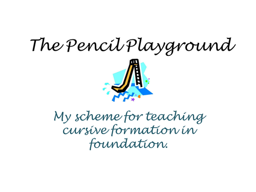 scheme to teach cursive handwriting from reception by chegog123 teaching resources. Black Bedroom Furniture Sets. Home Design Ideas