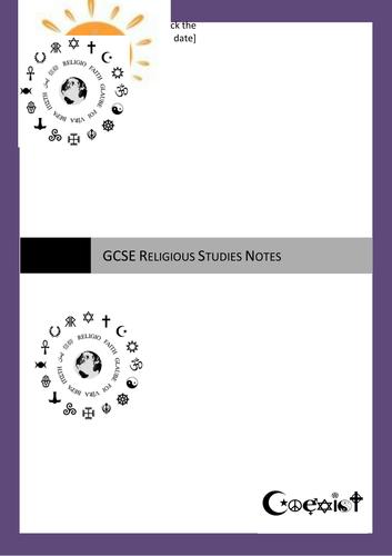 religious Studies GCSE guide