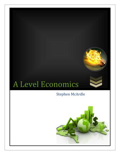 A Level Economics Notes
