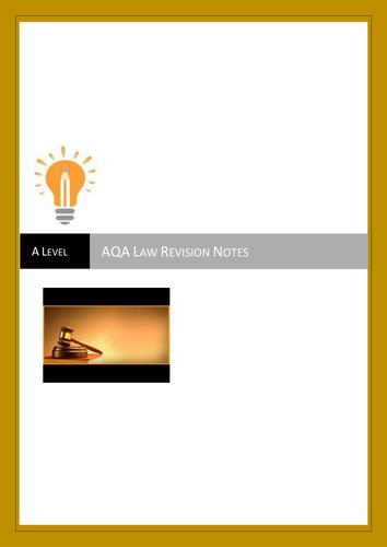 AQA Law