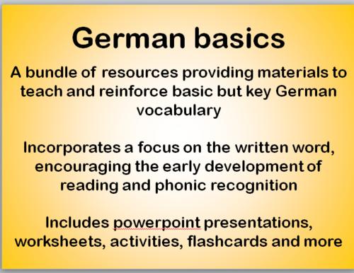 Preschool german resources greetings m4hsunfo Gallery