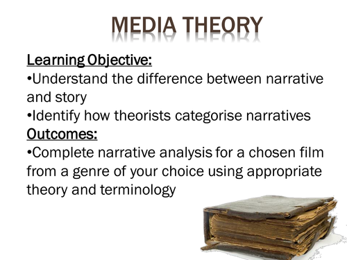 Media studies theory - theorists - revision - Barthes, Propp, Todorov, Levi Strauss, Field