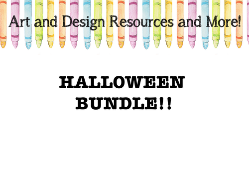 Halloween Worksheets and Clipart Pack